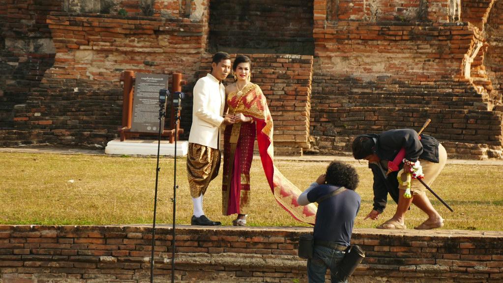 Ayutthaya Fotoshooting
