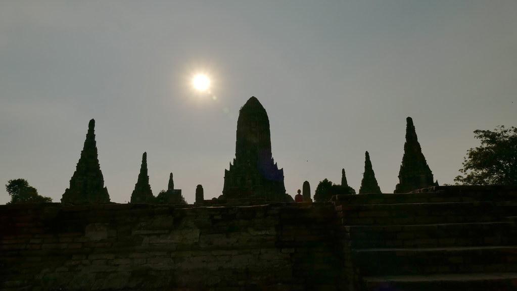 tempel-ayutthay-abend