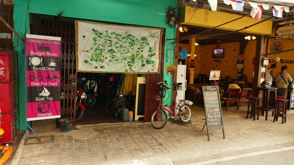 Übernachten in Ayutthaya