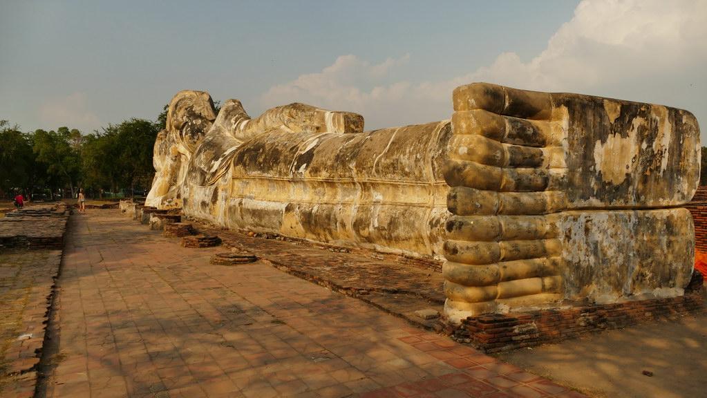 Ayutthaya Wat Lokayasutha