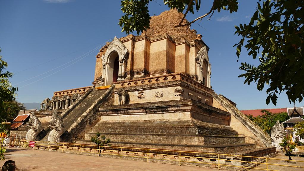 Chaing Mai-tempel