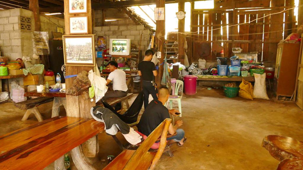 Bahnhof in Nam tok
