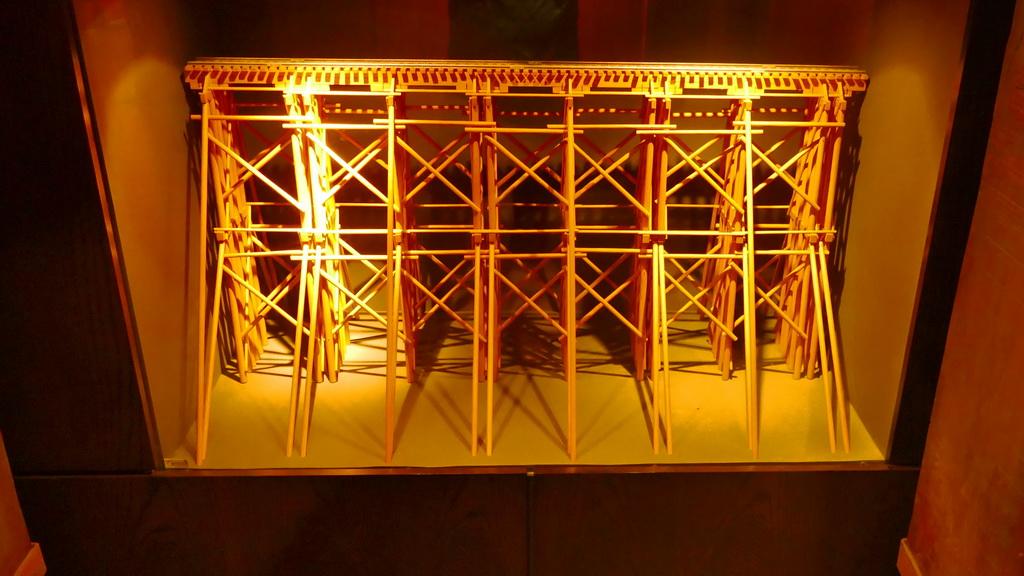 River Kwai Holzbrücke