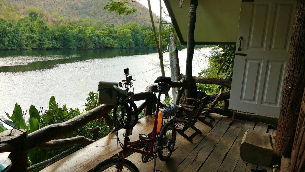Hütte am River Kwai