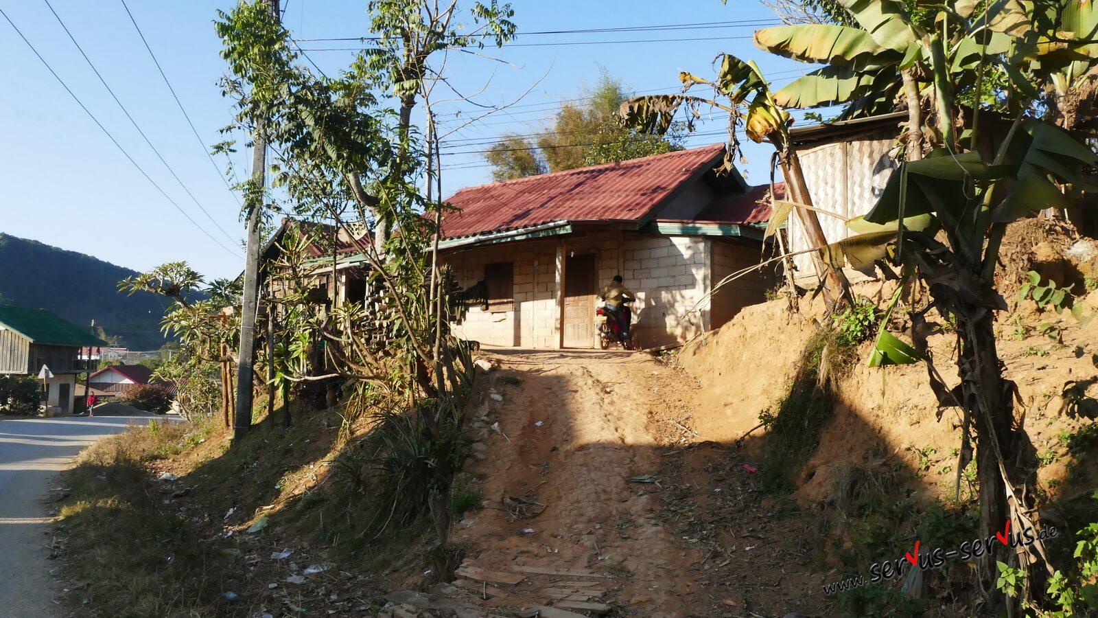 gemauertes-Haus-Laos