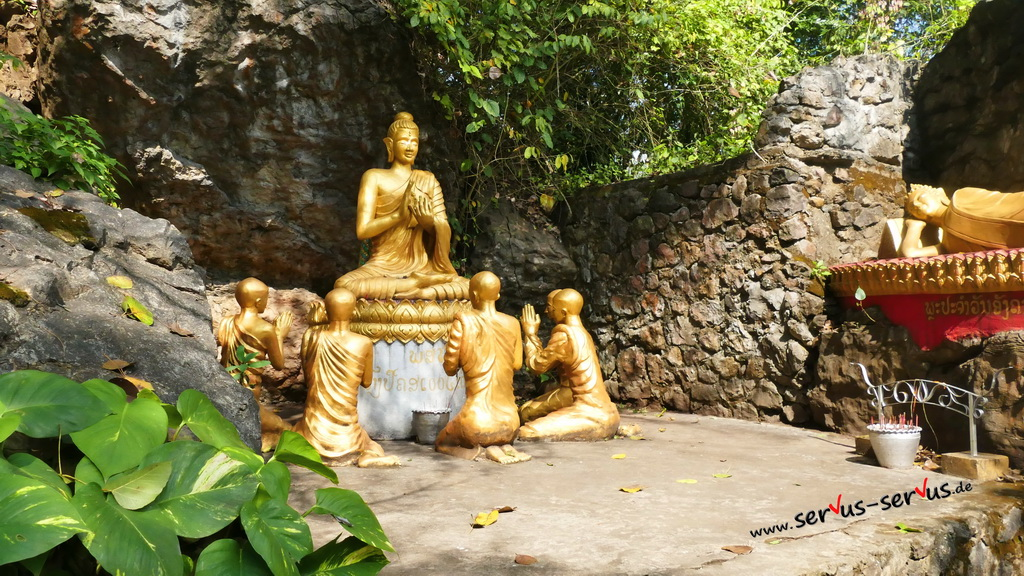 luang parabang-laos buddha