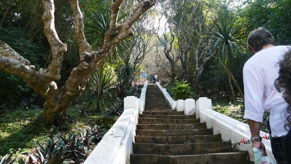 phou Si-tempelberg-luang prabang