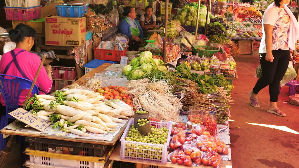 chiang dao-markt