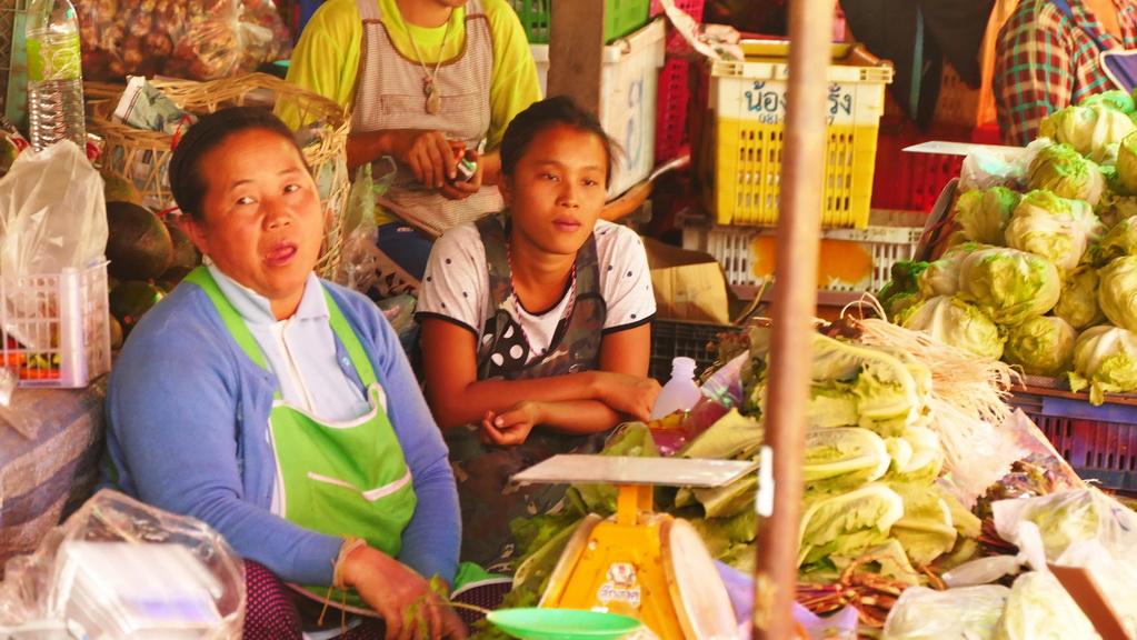 ciang dao-marktfrauen