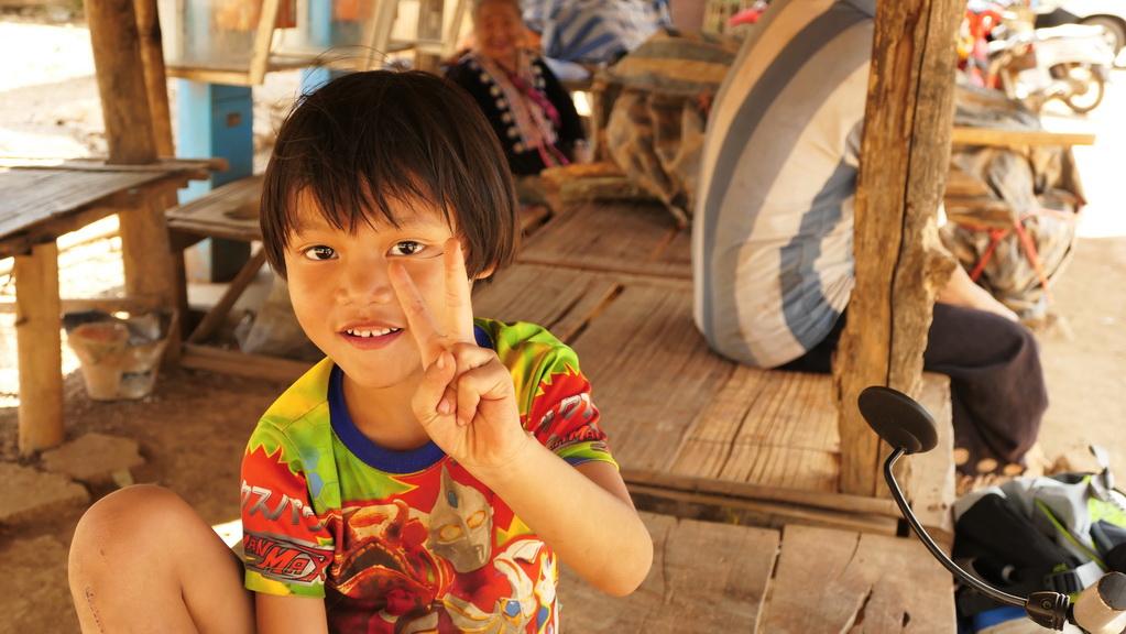 kind-chiang dao-markt
