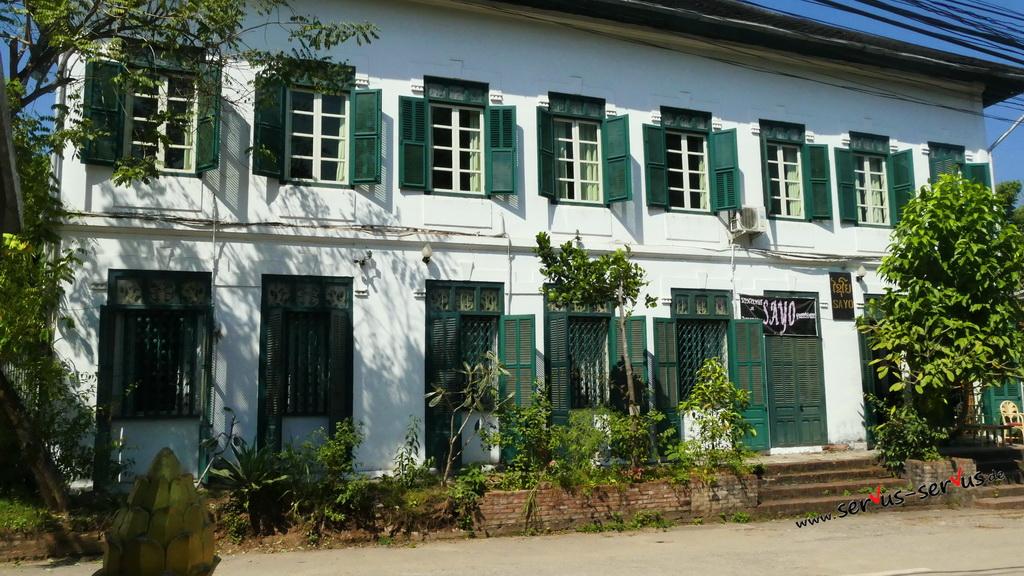 luang prabang-laos-kolonialbau