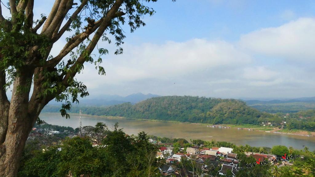 tempelberg-phou si-luang prabang