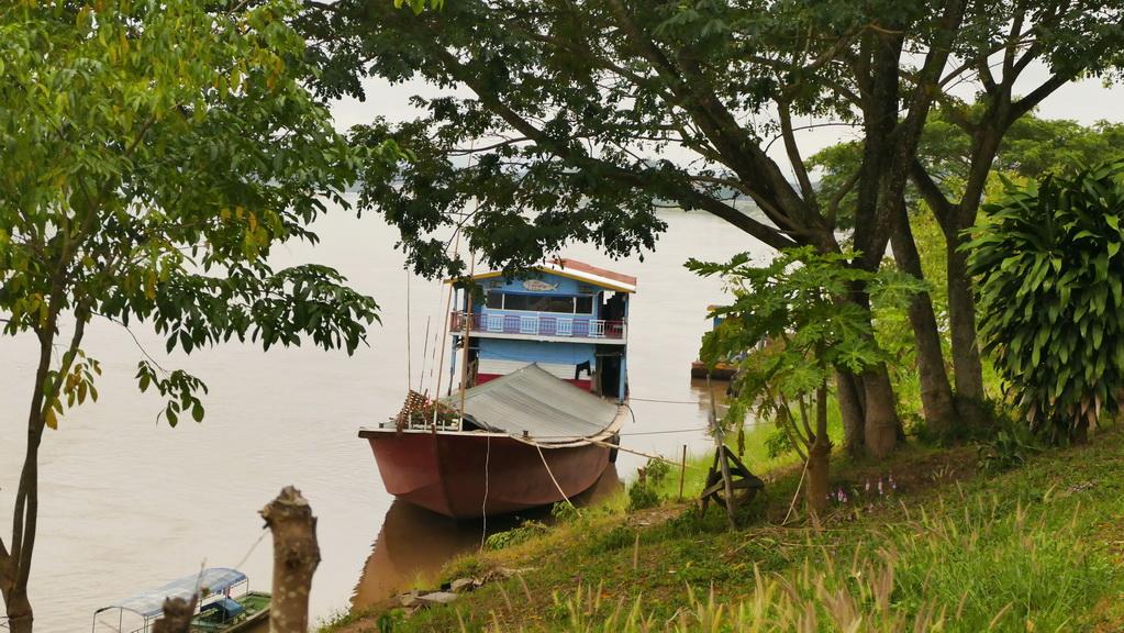 Mekong-Boot-Thailand