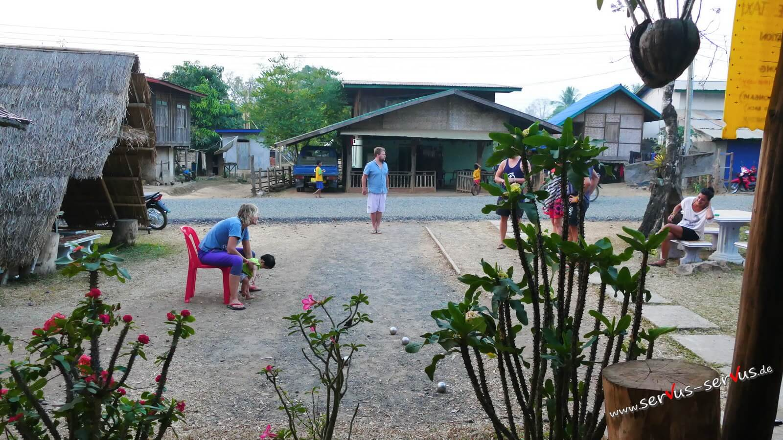 Boule, Laos, Bolavenplateau