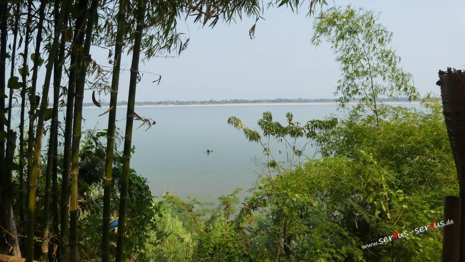 Mekong, Laos, Champasak