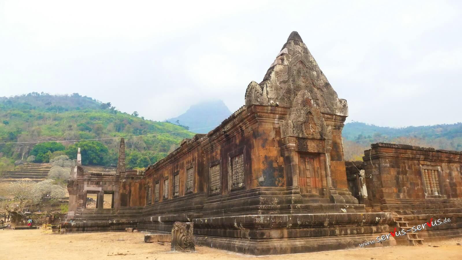 Laos, Champasak, Vat Phou