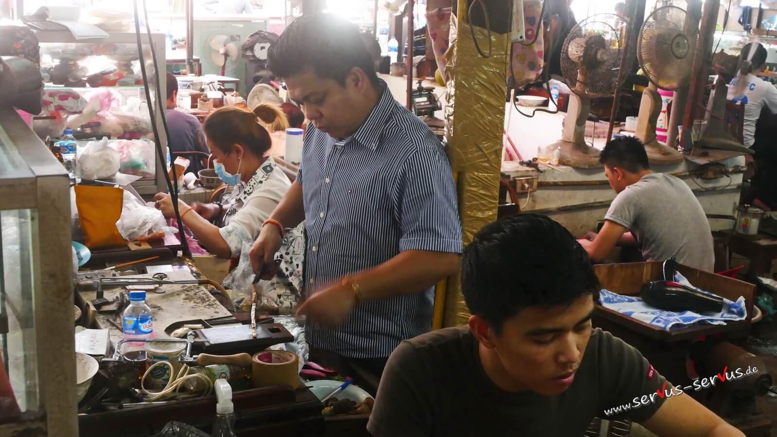 goldschmied, vientiane, laos