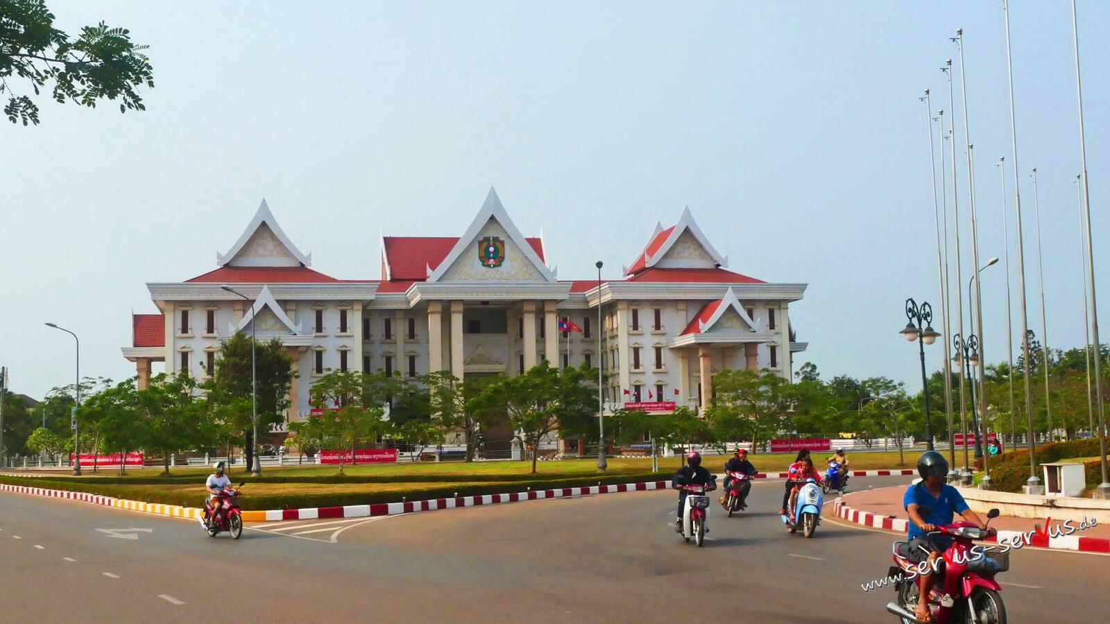 Laos, vientiane, Museum