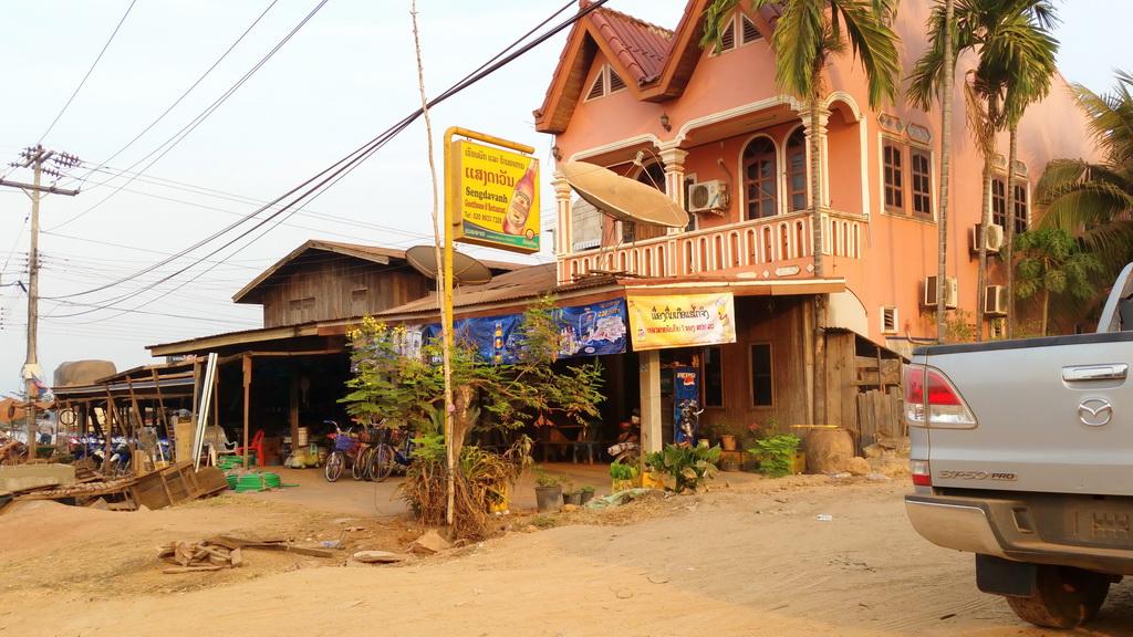 Hotel in Laos