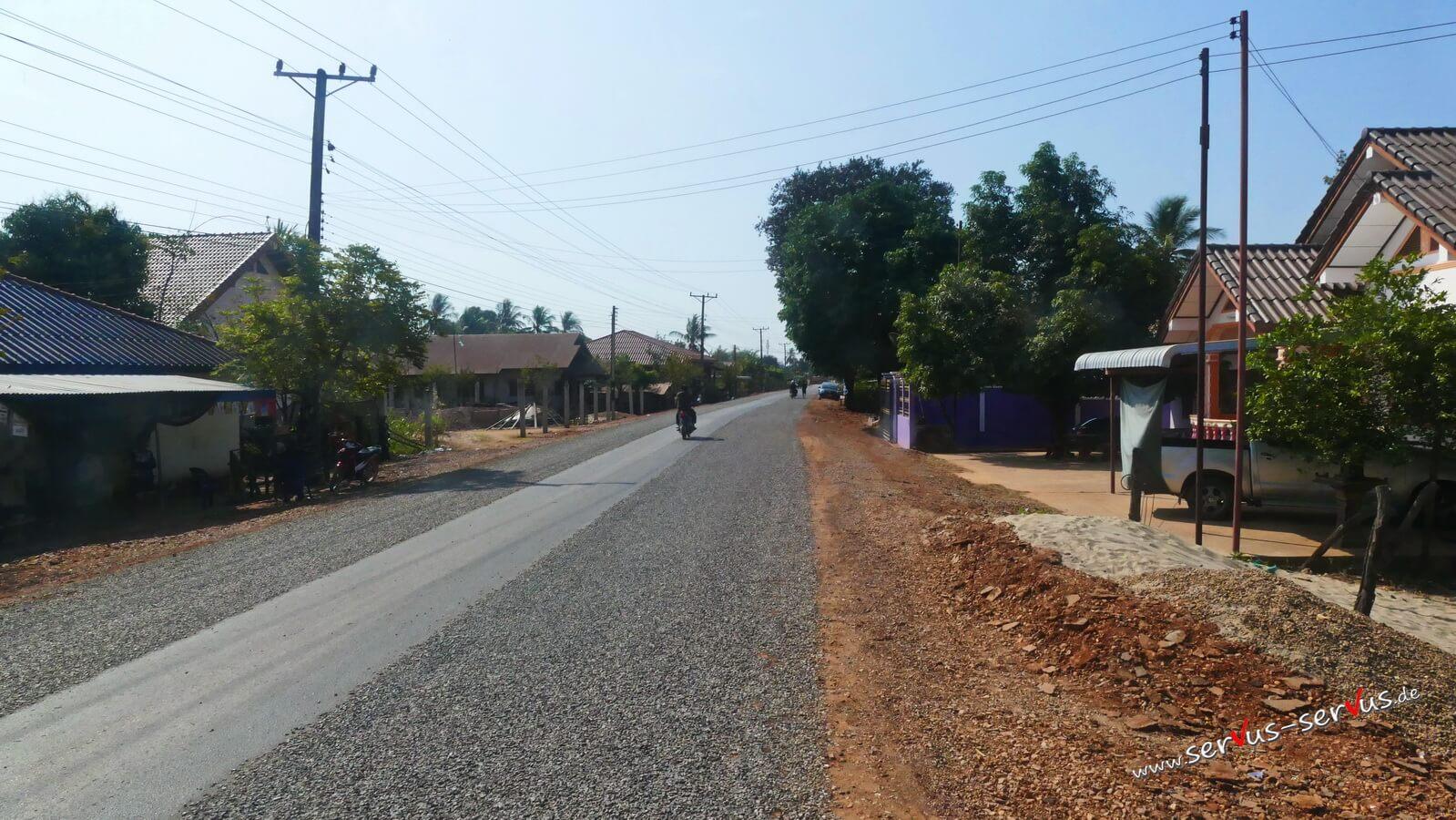 Auf dem Weg nach Savannakhet