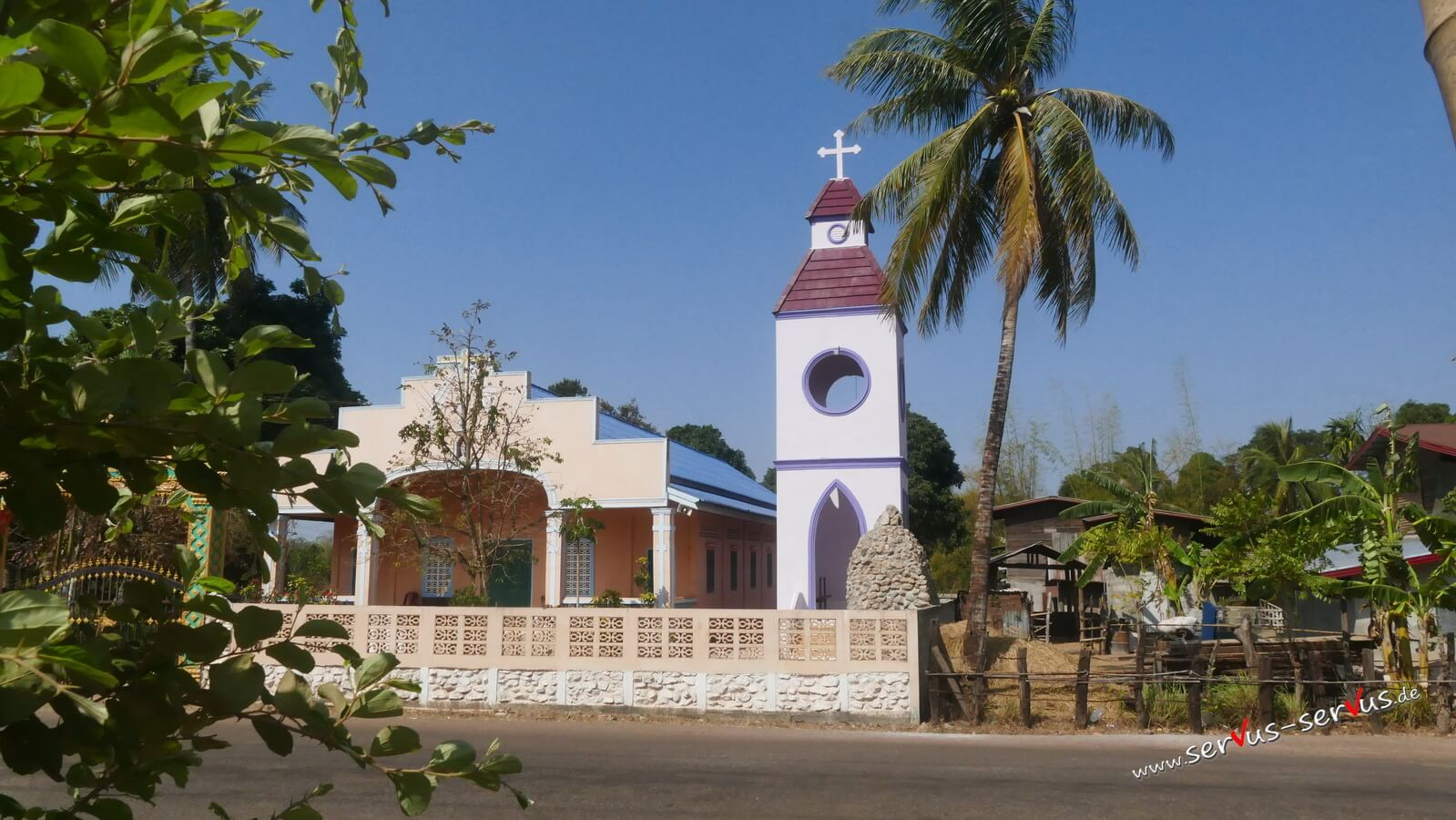 Katholische Kirche in Laos