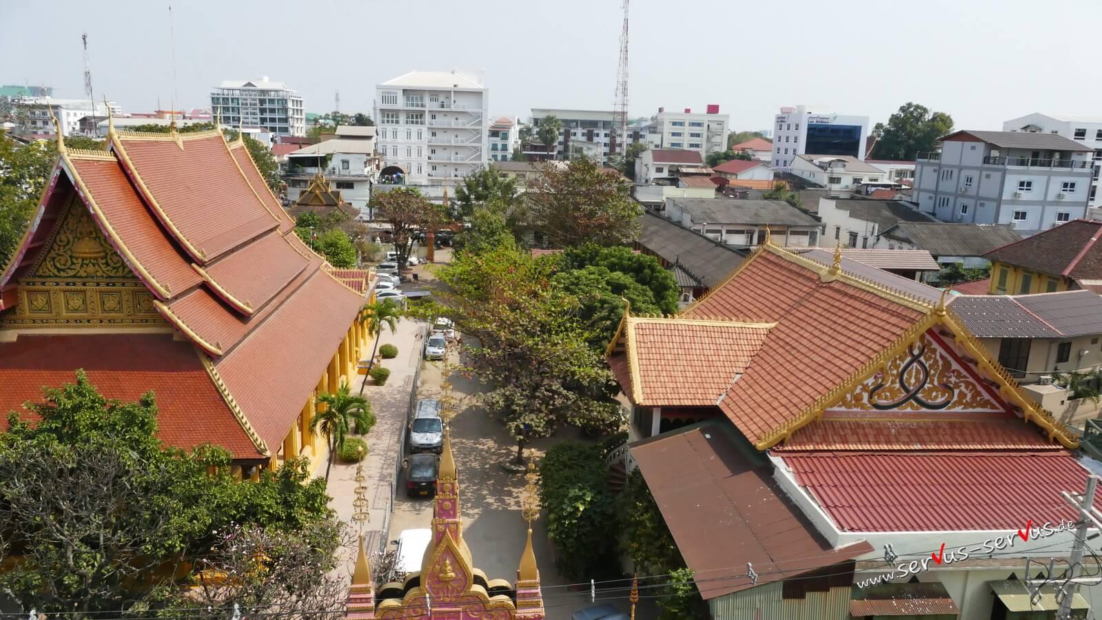 vientiane, Laos, Straße