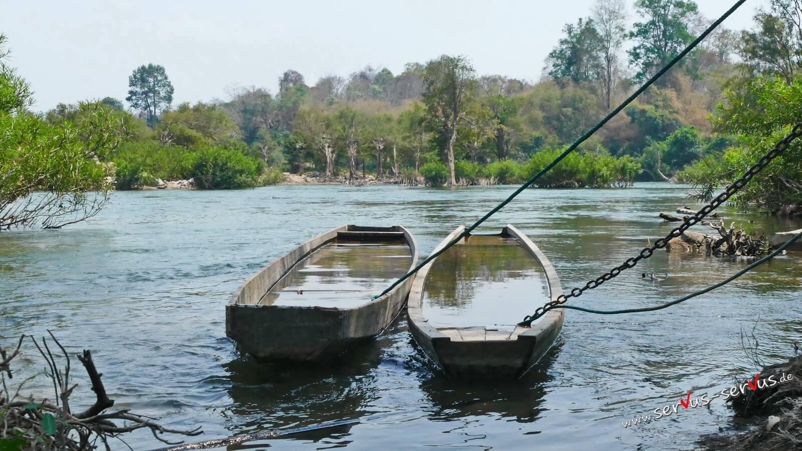 Mekong, 4000 Inseln, Laos, Don Khone