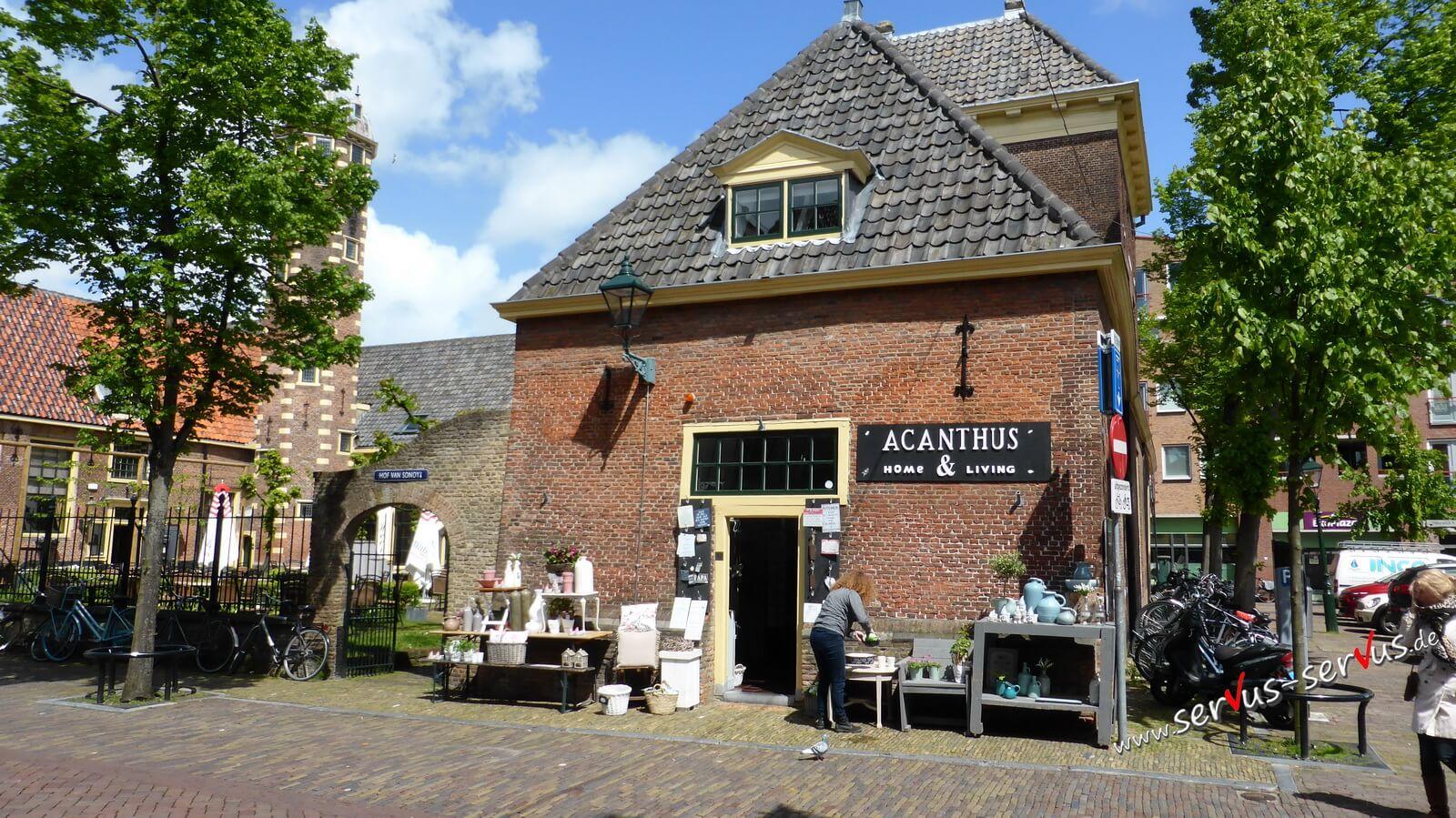 Gebäude, Alkmaar,