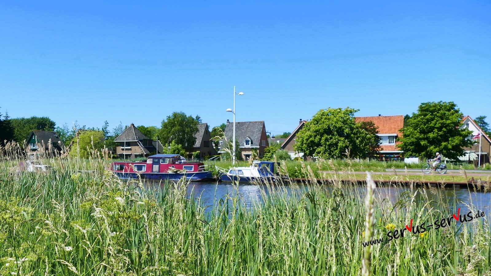 Boot, Alkmaar, Kanal, Gracht