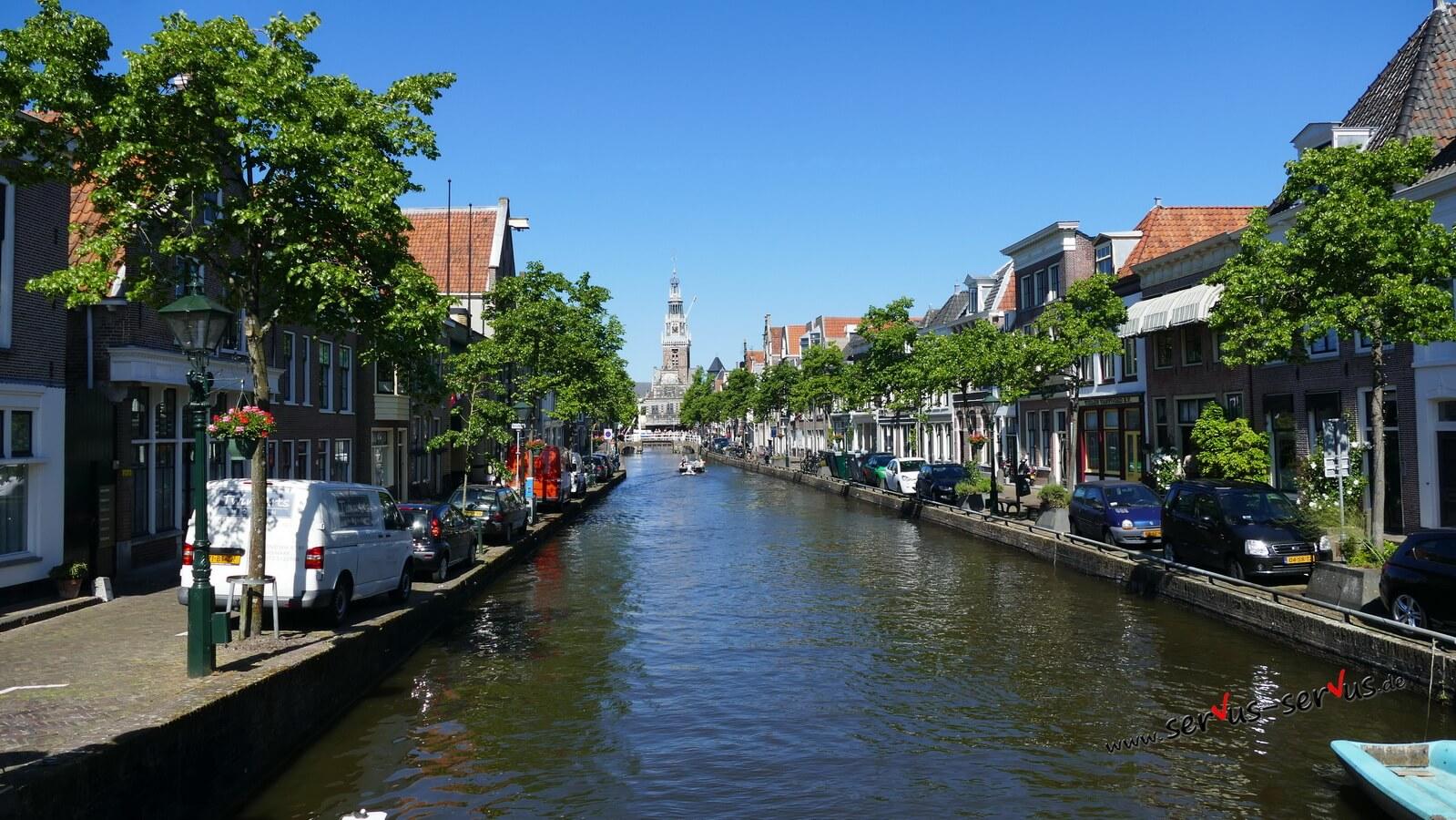 Glockenturm De Waag, Alkmaar