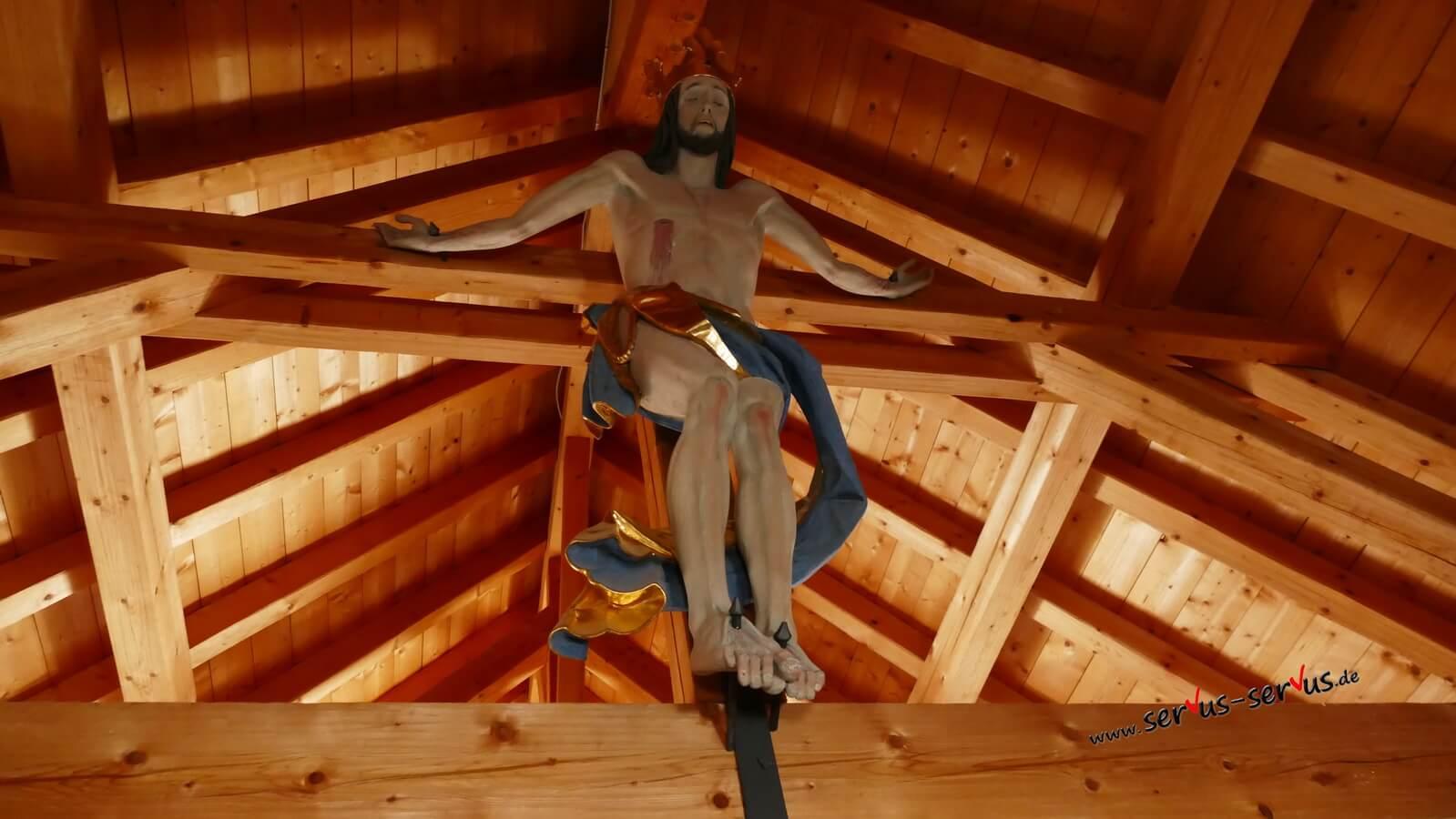 Zugspitze, Christus,