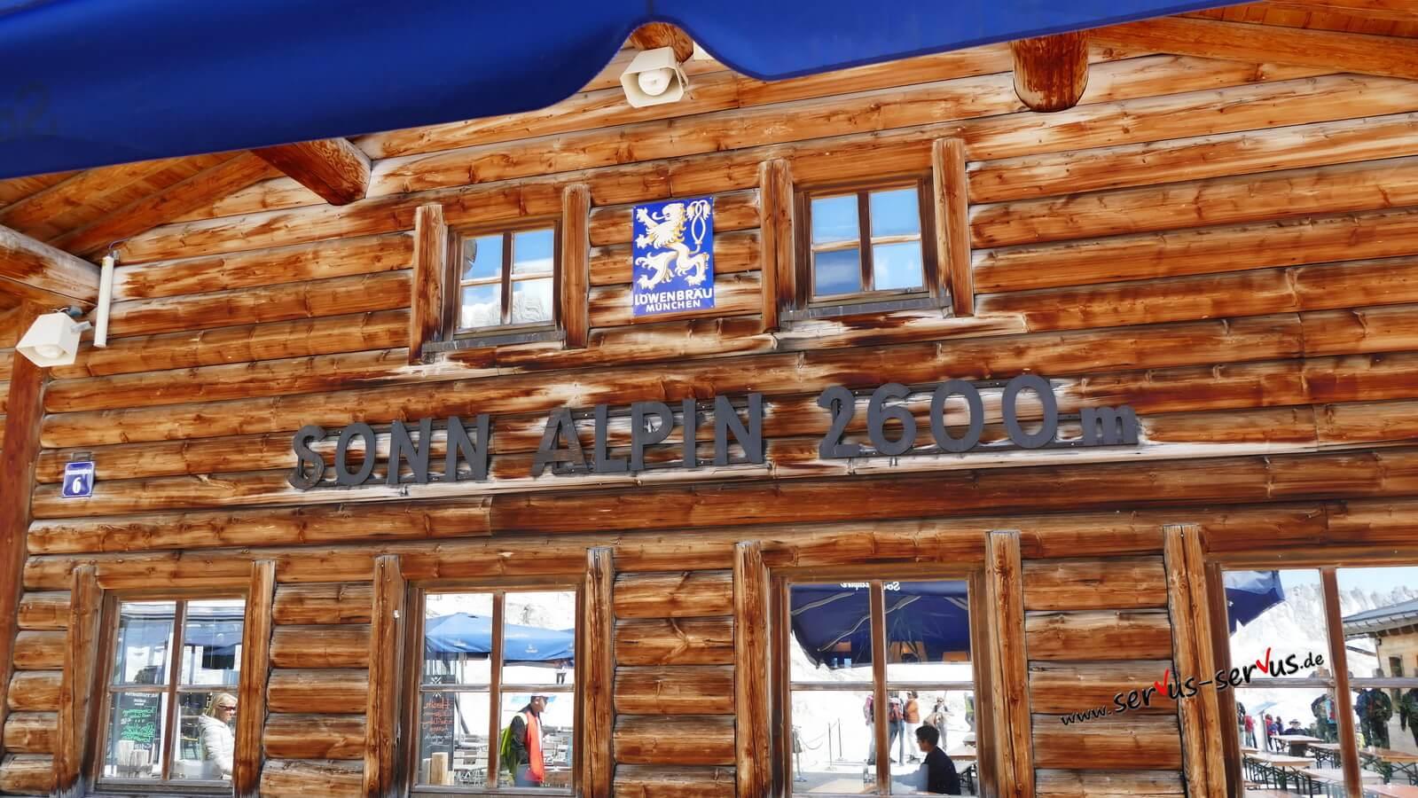 Zugspitze Mittelstation