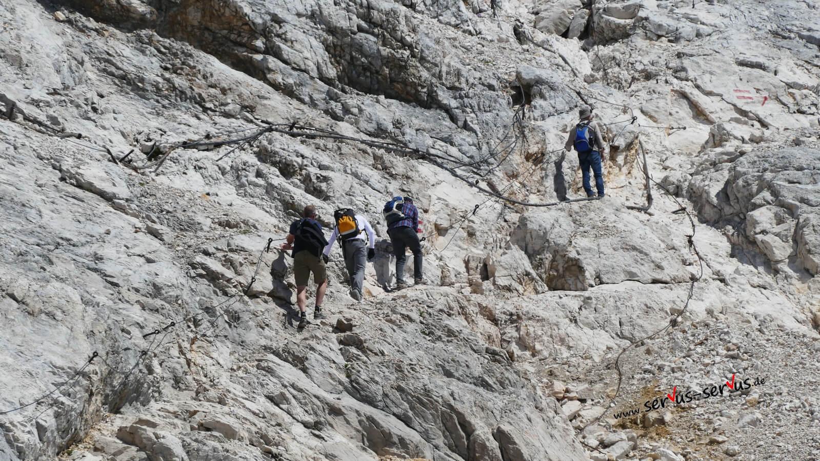 Zugspitze Wanderweg