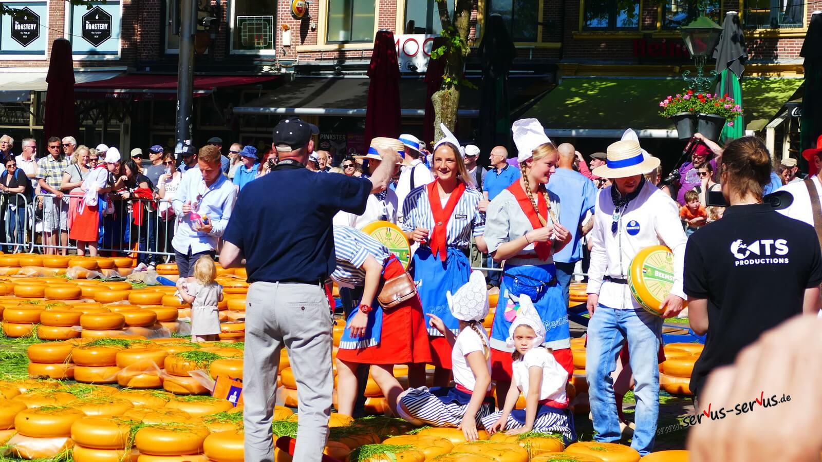 Käsemarkt, Alkmaar