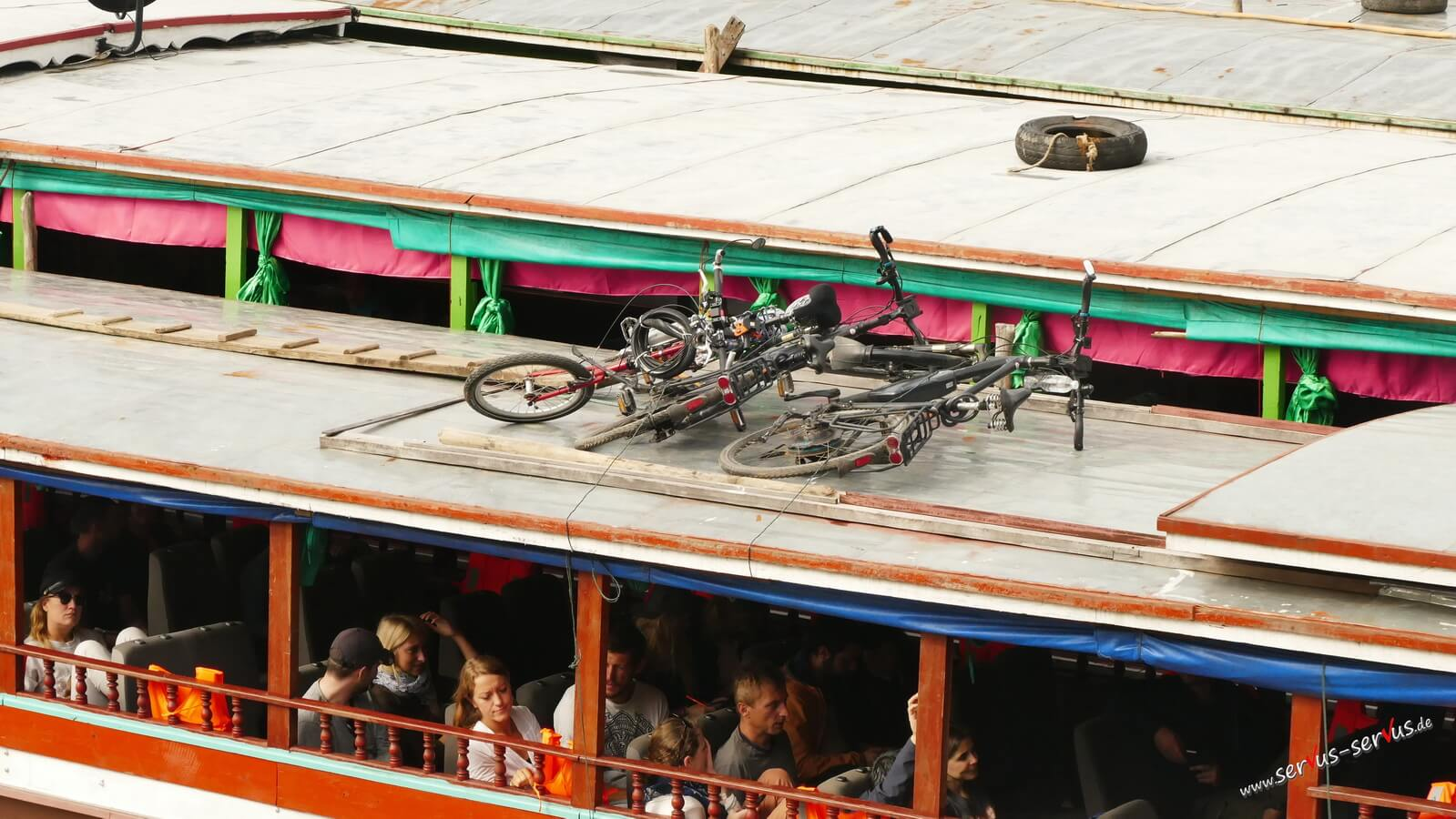 Transport in Laos